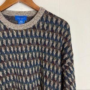 Vintage Grandpa Sweater Size L
